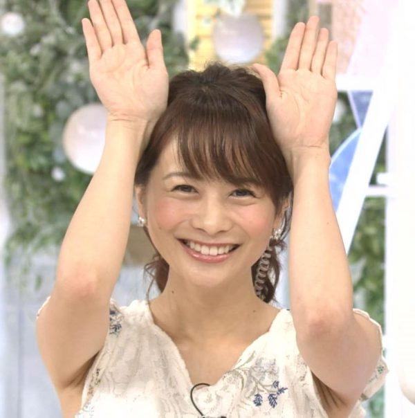 高見侑里アナのエロ可愛い画像
