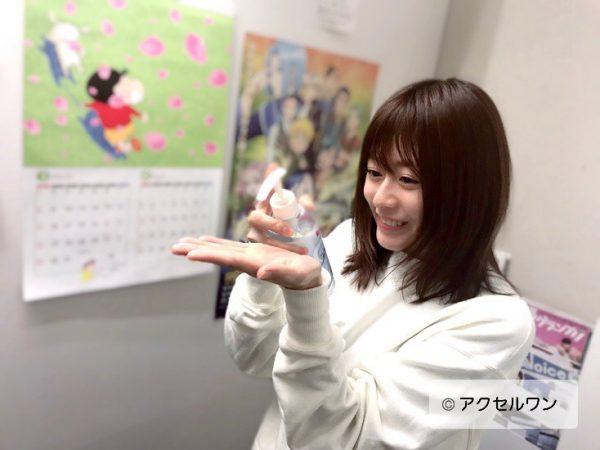 声優・水瀬いのりのエロ可愛い画像