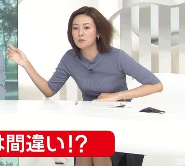 徳島えりかアナのエロかわいい画像