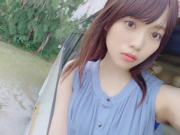 宮田愛萌の顔アップ